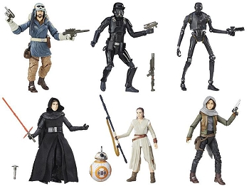 Star Wars 2016 The Black Series Rogue One Assortment