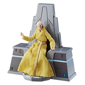 Star Wars Black Series SUPREME LEADER SNOKE with Throne