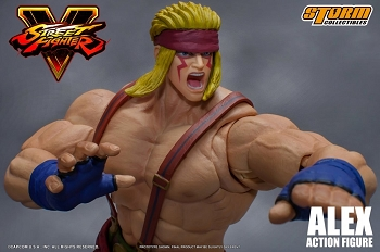 Storm Collectibles Street Fighter V ALEX (Arcade Edition)