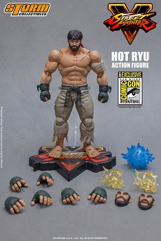 Storm Collectibles Street Fighter V HOT RYU (SDCC 2017 Exclusive)