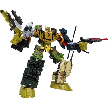 Takara Transformers Unite Warriors - UW-EX BALDIGUS