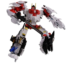 Takara Transformers Unite Warriors - UW-01 Superion