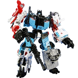 Takara Transformers Unite Warriors - UW-03 Guardian
