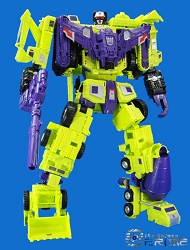 Takara Transformers Unite Warriors - UW-04 Devastator