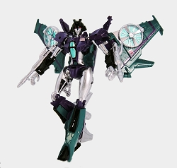 Takara Tomy Generations Legends Series SLIPSTREAM