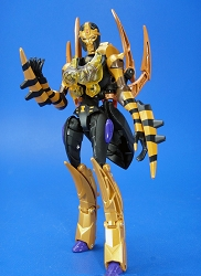 Takara Tomy Generations Legends Series BLACKWIDOW / BLACK ARACHNIA