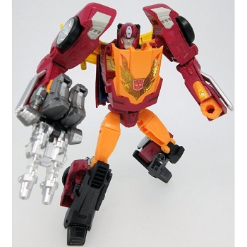 Takara Tomy Legends LG-45 TARGETMASTER HOT RODIMUS