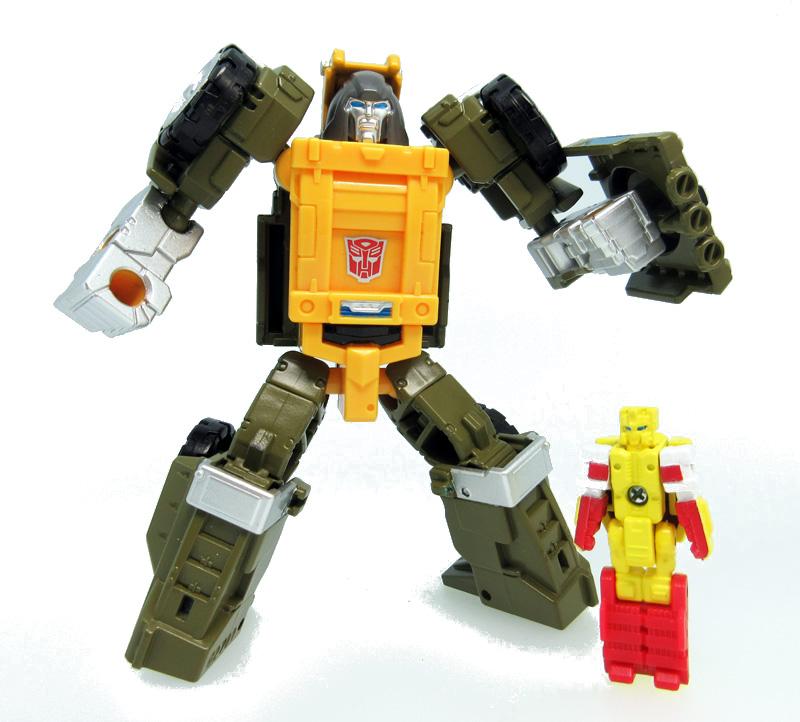 Toys That Are 48 20 : Takara tomy legends lg brawn repugnus