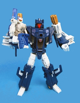 Takara Tomy Legends LG-49 TRIGGERHAPPY