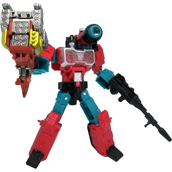 Takara Tomy Legends LG-56 PERCEPTOR