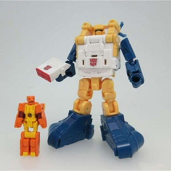Takara Tomy Legends LG-64 SEASPRAY & LIONE