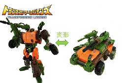 Takara Tomy Generations Legends Series Roadbuster