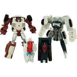 Takara Tomy Generations - Legends Class SWERVE & TAILGATE