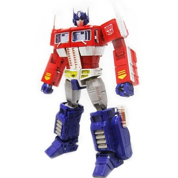 Takara Masterpiece MP-10 CONVOY (Reissue) with Coin