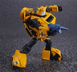 Takara Tomy Masterpiece MP-21 - BUMBLEBEE w/Battle Mask