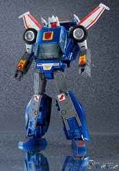 Takara Tomy - Masterpiece MP-25 - TRACKS w/coin