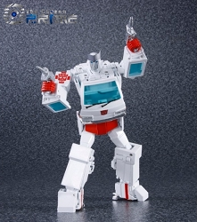 Takara Masterpiece MP-30 RATCHET - No Coin