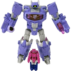 Takara Tomy Legends - Legends Class SHOCKWAVE AND CANCER