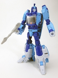 Takara Tomy Legends - Deluxe Class BLURR (Reissue)