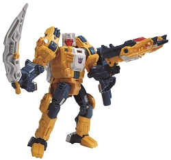 Takara Tomy Legends - Deluxe Class Weirdwolf