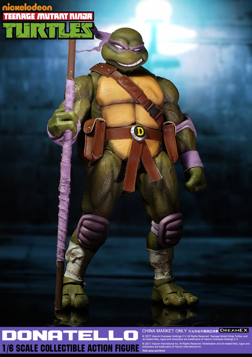 Donatello Tmnt Description