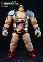 First Gokin NT01-S CEREBRAL - KRANG (SPECIAL EDITION)