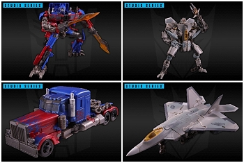 Transformers STUDIO SERIES Voyager Wave 1 Set