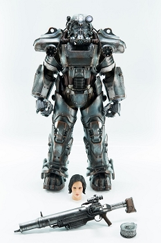 World of 3A FALLOUT 4 T-60 POWER ARMOR