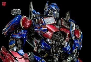 World of 3A Movie OPTIMUS PRIME (DOTM)