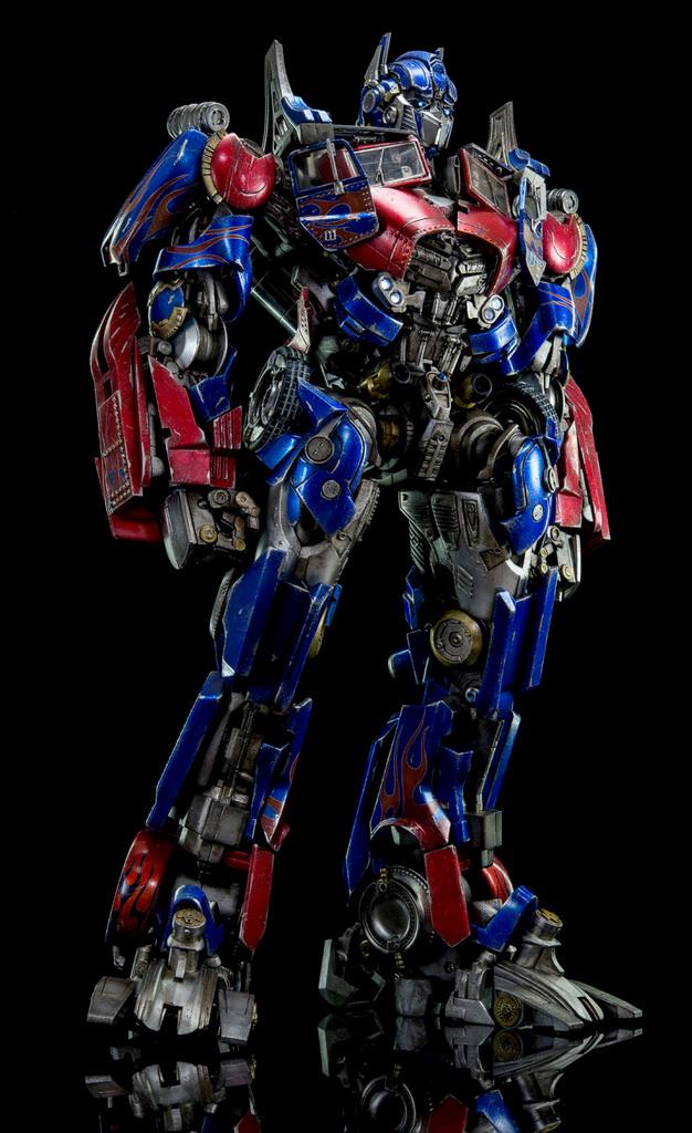 world of 3a movie optimus prime dotm