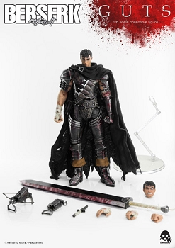 Three Zero 1/6th Scale BERSERK GUTS