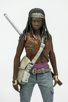 World of 3A The Walking Dead 1/6 Scale Figure - Michonne