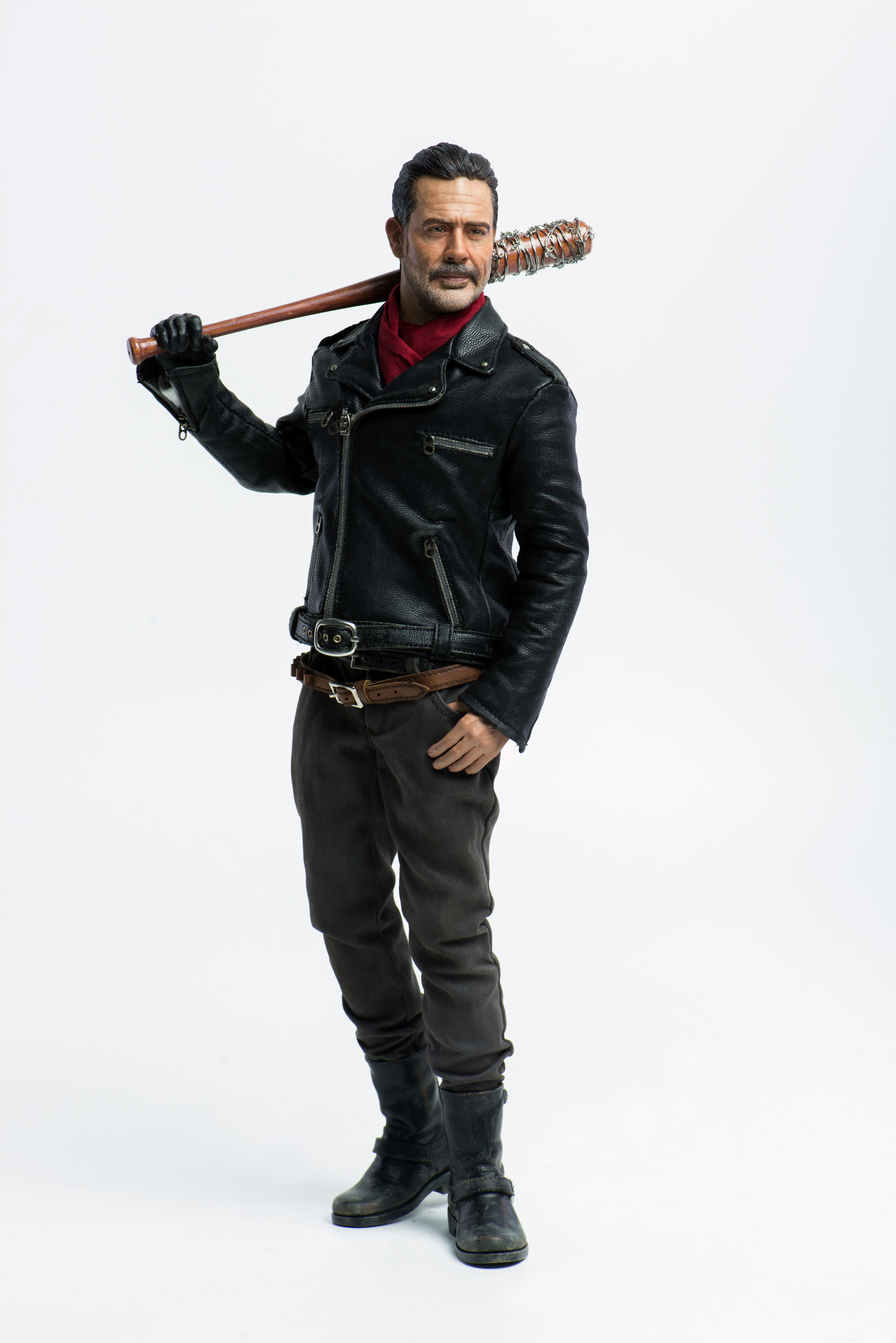 world of 3a the walking dead 1 6 scale figure negan. Black Bedroom Furniture Sets. Home Design Ideas