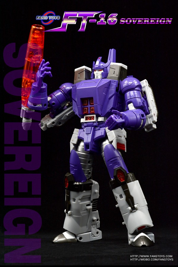 Fans Toys  FT-16 SOVEREIGN (Re-Issue)