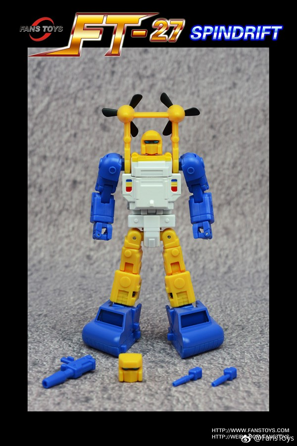 Fans Toys FT-27 SPINDRIFT (Seaspray)