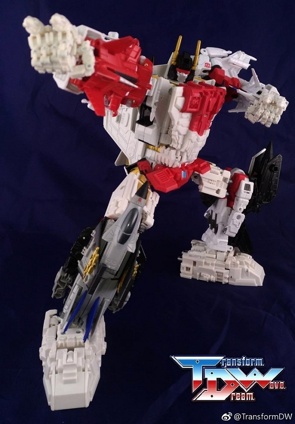 Transform Dream Wave TCW-03 Upgrade kit for Superion