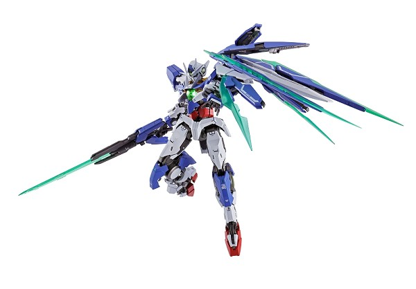 Bandai Gundam Metal Build - GUNDAM 00 QAN[T]