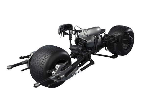 S.H. Figuarts Batman: The Dark Knight BATPOD