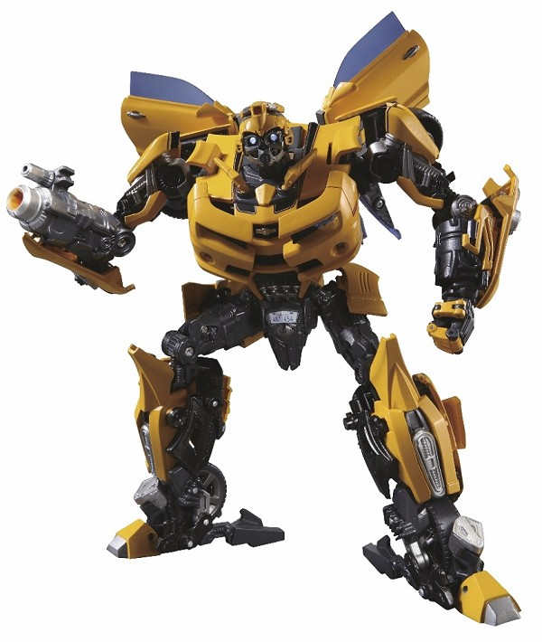 Hasbro MasterPiece Movie Series MPM-3 BUMBLEBEE