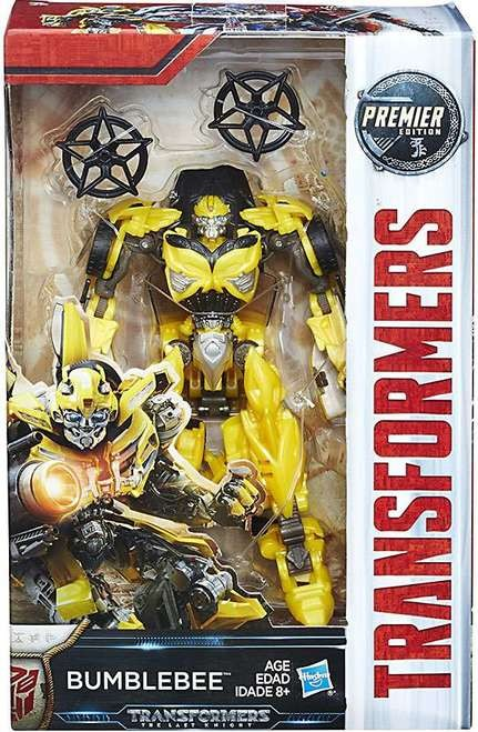 Hasbro The Last Knight - Premier Edition Deluxe BUMBLEBEE