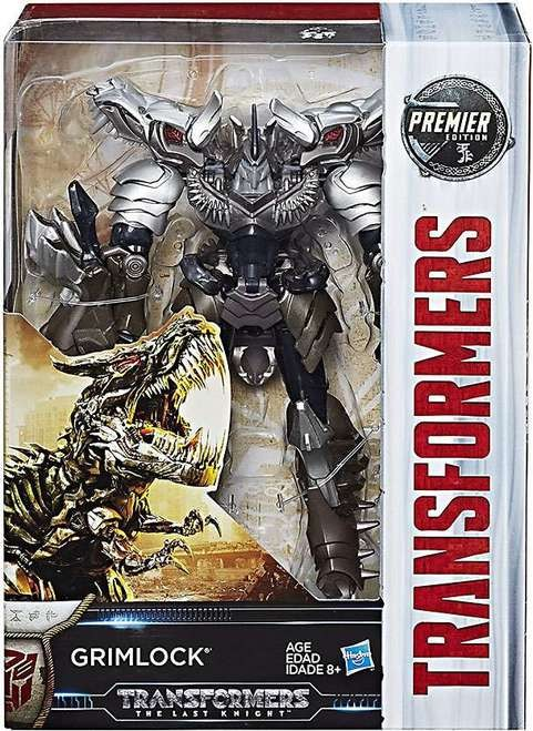 Hasbro The Last Knight - Premier Edition Voyager GRIMLOCK