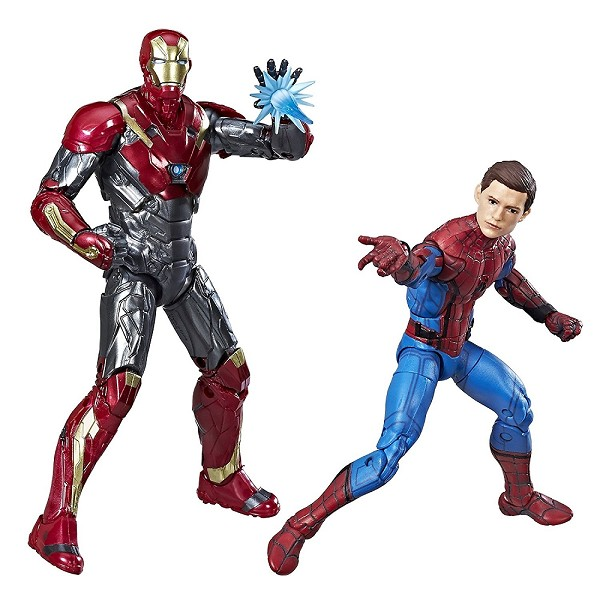 Marvel Legends Spiderman Homecoming - Spiderman & Ironman