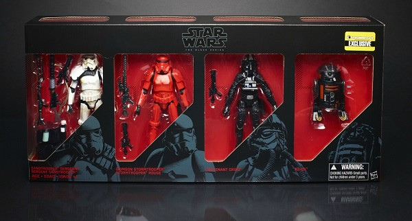 "Star Wars Black Series Exclusive 6"" Figures"