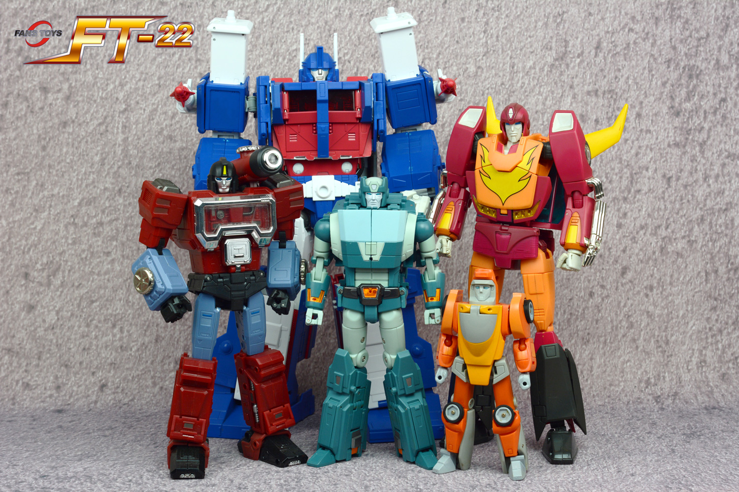 List Of Transformers >> Fans Toys FT22 Koot