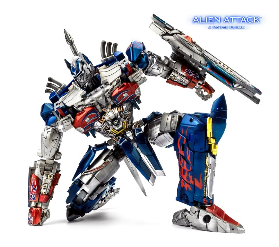 AAT A-01CC Optimus Prime Knight Commander New