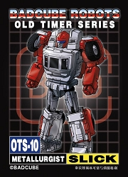 Bad Cube OTS-10 SLICK (2019 Reissue)