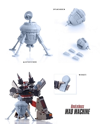 Beelzeboss MAD MACHINE