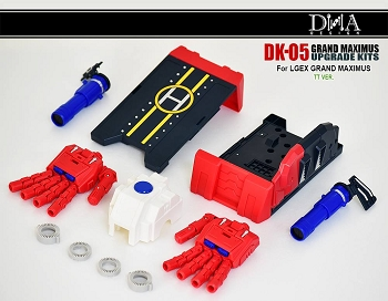 DNA Design DK-05 Grand Maximus Upgrade Kit