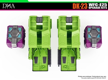 DNA Design DK-23 WFC-E25 Upgrade Kits