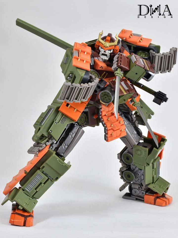 New Transformers DNA Design DS-01 Susanoo Bludgeon Figure in Stock